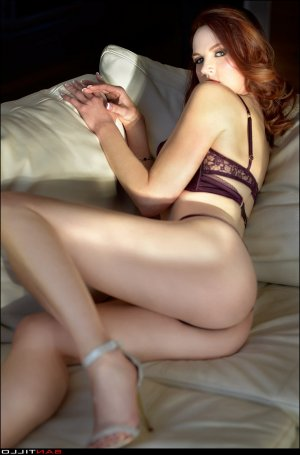 Elsi escort girl in Huntersville